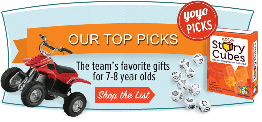 Top 50 Toy for Ages 7-8