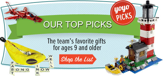 Top 50 Toy for Ages 9+