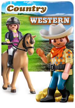 playmobil Country Western