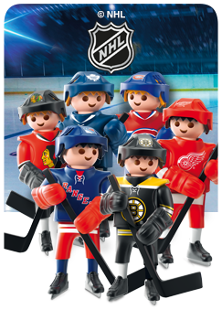 playmobil NHL