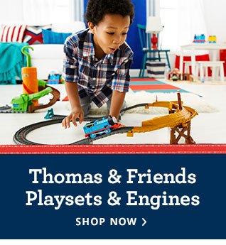 Thomas Engines & Playsets