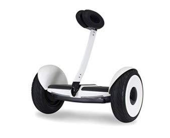 Un dispositivo de transporte autoequilibrado puede tener una o dos ruedas. Estos dispositivos cuentan con una alimentación por batería recargable y usan los ...