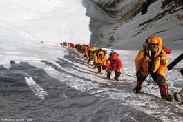 The Call of Everest: Lhotse Ascent
