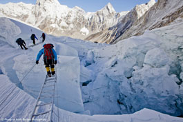The Call of Everest: Khumbu Icefall