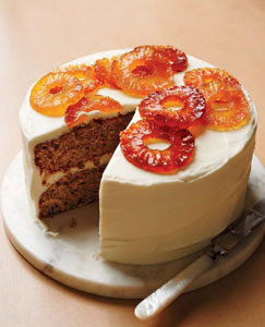 Featured Recipes From Martha Stewarts Cakes