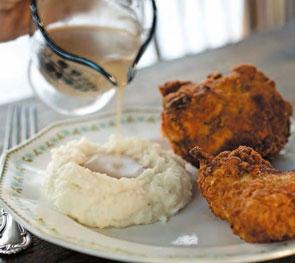 Midwestern Fried Chicken