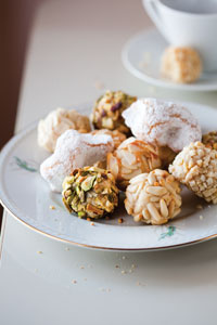 Pasticcini di Mandorla Soft Almond Cookies