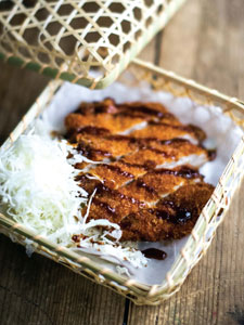 Schmaltz-Fried Chicken Katsu