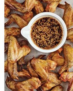 Korean Style Chicken Wings