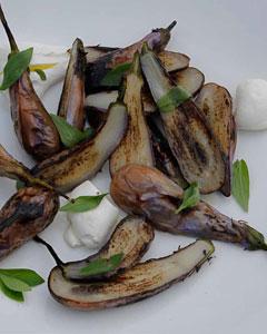 Fairy Tale Eggplant Recipe