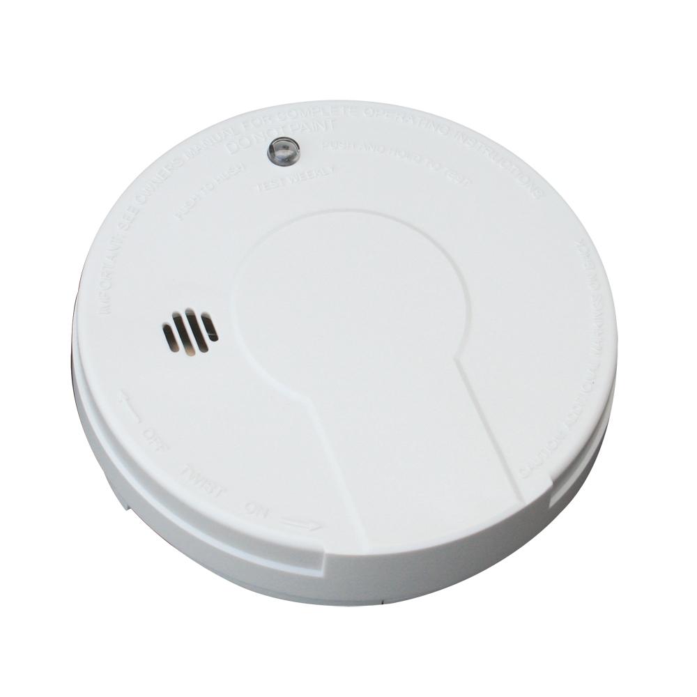 kidde pe9 p9050 battery operated photoelectric sensor smoke alarm smoke detectors. Black Bedroom Furniture Sets. Home Design Ideas