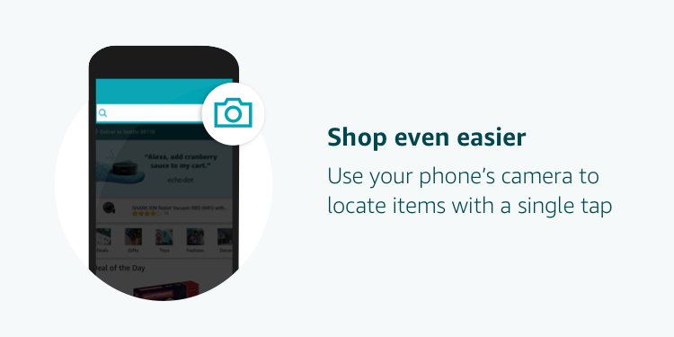 Shop even easier
