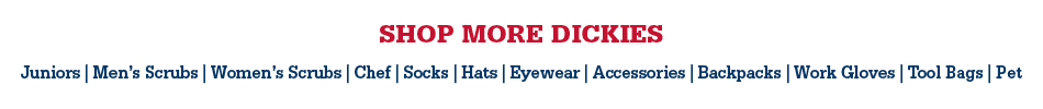 Additional Categories from Dickies