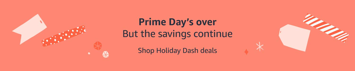 Shop Holiday Dash deals