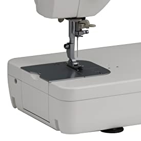 Knitting Speed Stitches Per Minute : Brother Designio Series DZ1500F High Speed Straight Stitch Sewing Mach