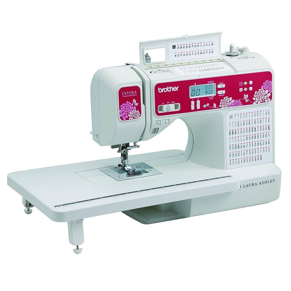 Amazon.com: Brother Sewing Laura Ashley CX155LA Limited Edition ...