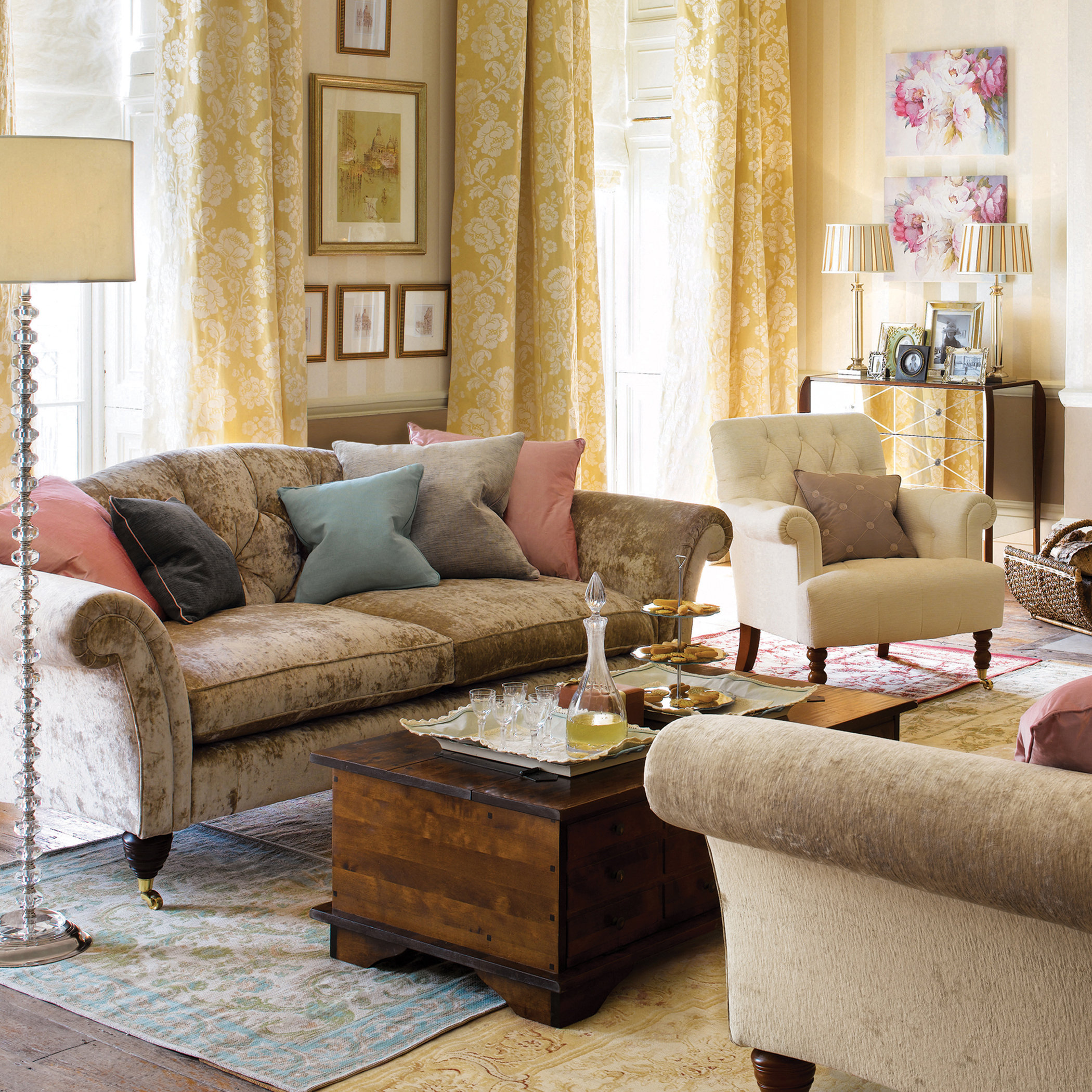 Beautiful Laura Ashley Home Interior Design