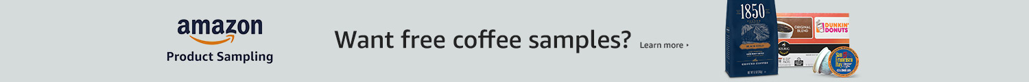 want free coffee samples