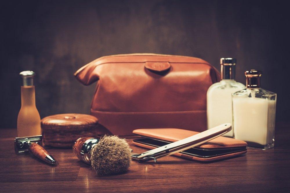 Luxury Grooming Sample Box