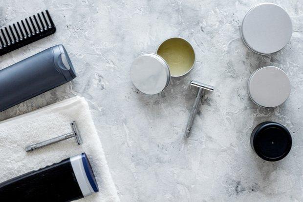 Men's Luxury Grooming Sample Box