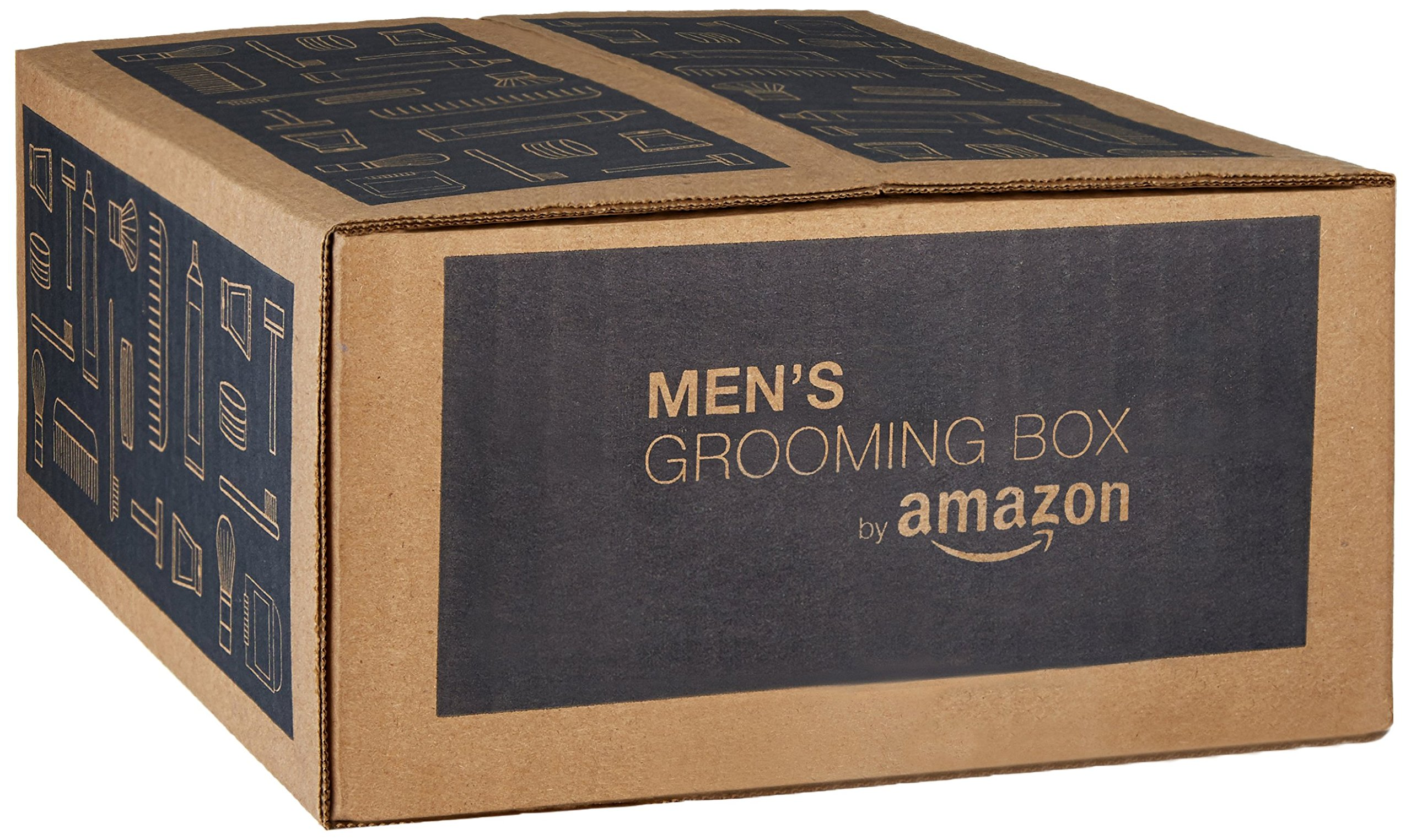 Men's Grooming Sample Box