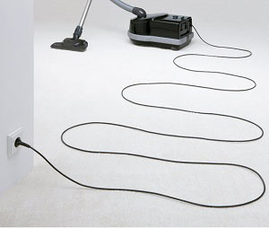 Sebo Canister Vacuum