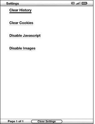 Puedes modificar la configuración establecida en tu Kindle, y