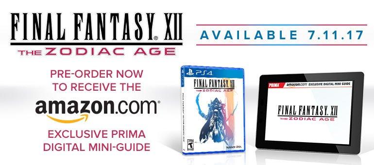Final Fantasy XII : Zodiac