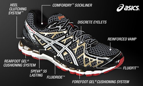 mens asics gel kayano 20 on sale