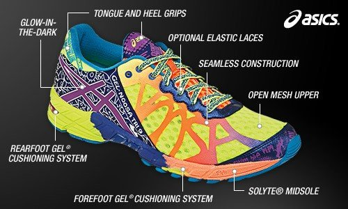 asics gel-noosa tri 9 womens running shoes reviews