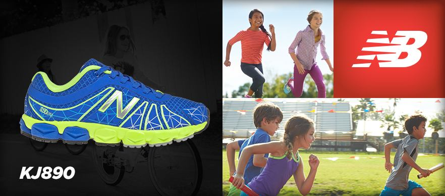 boys new balance running shoes
