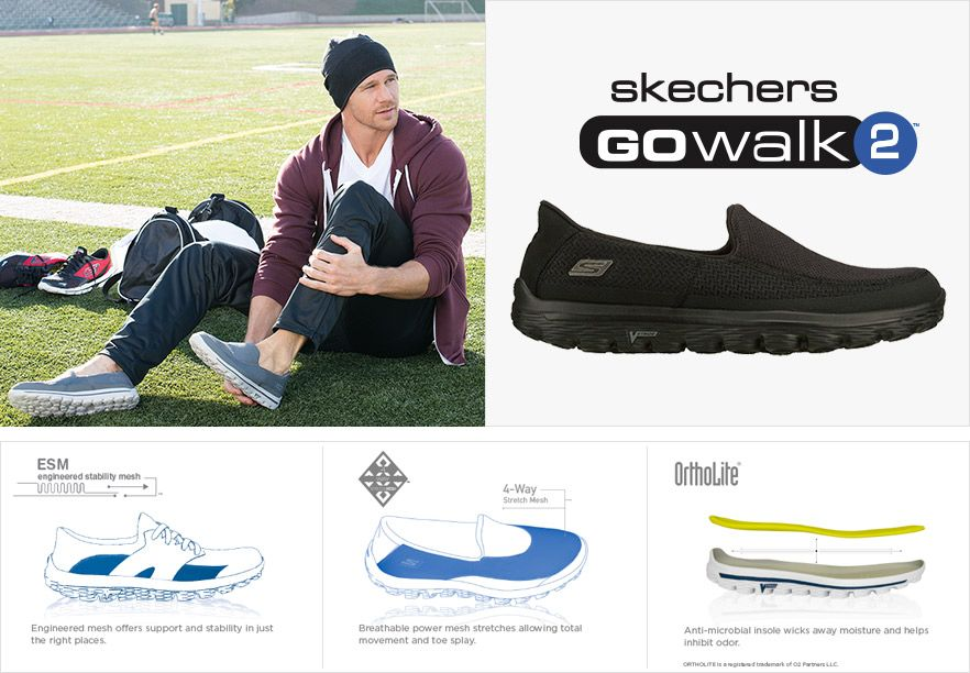 go walk skechers men