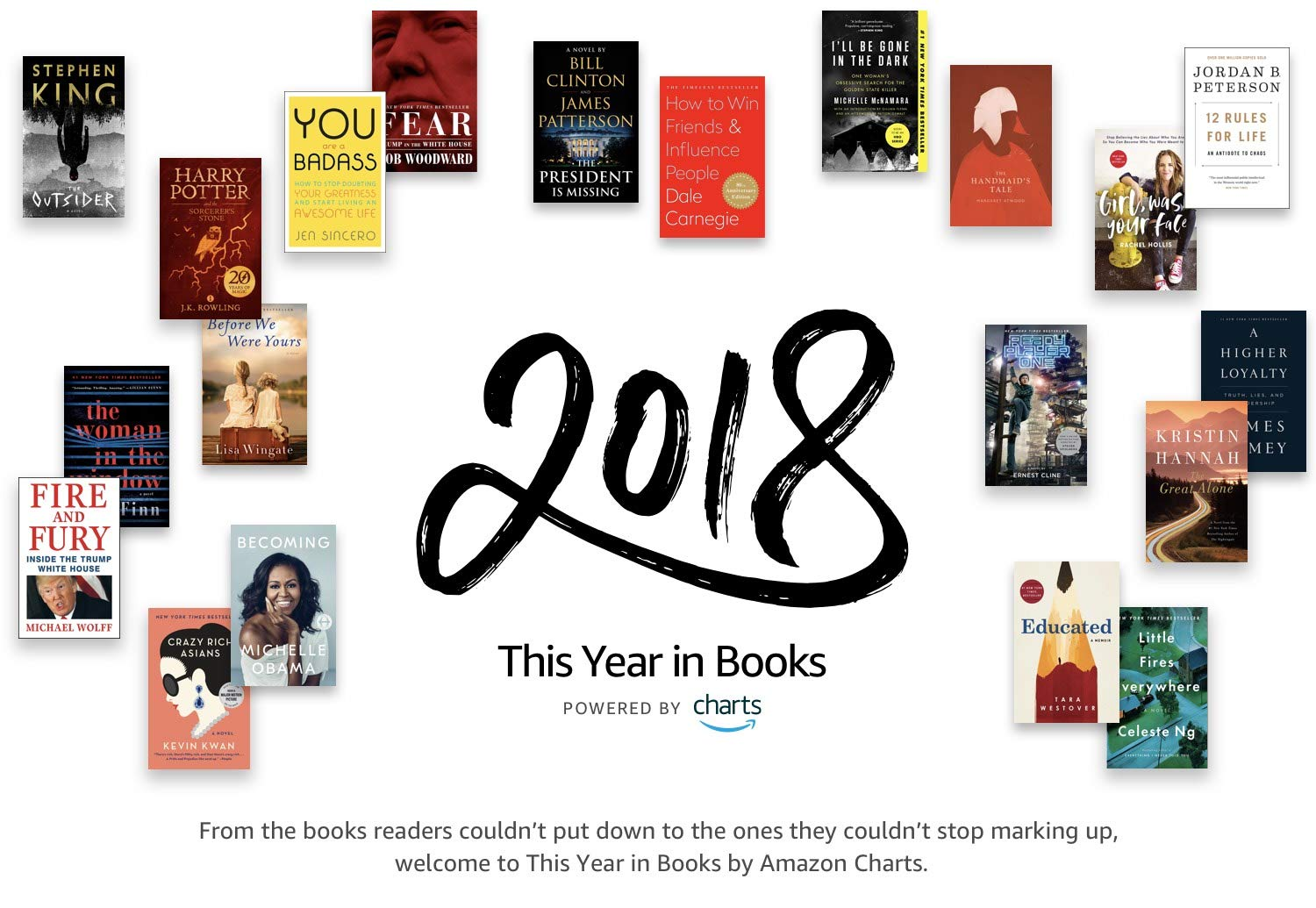 Amazon com: This Year in Books 2018: Kindle Store
