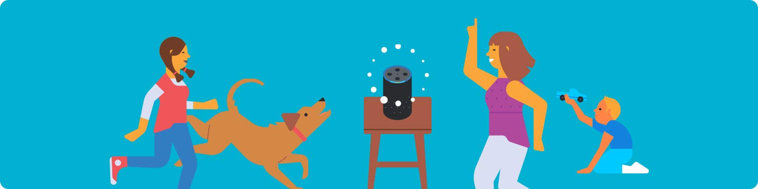Let Alexa help with family time.