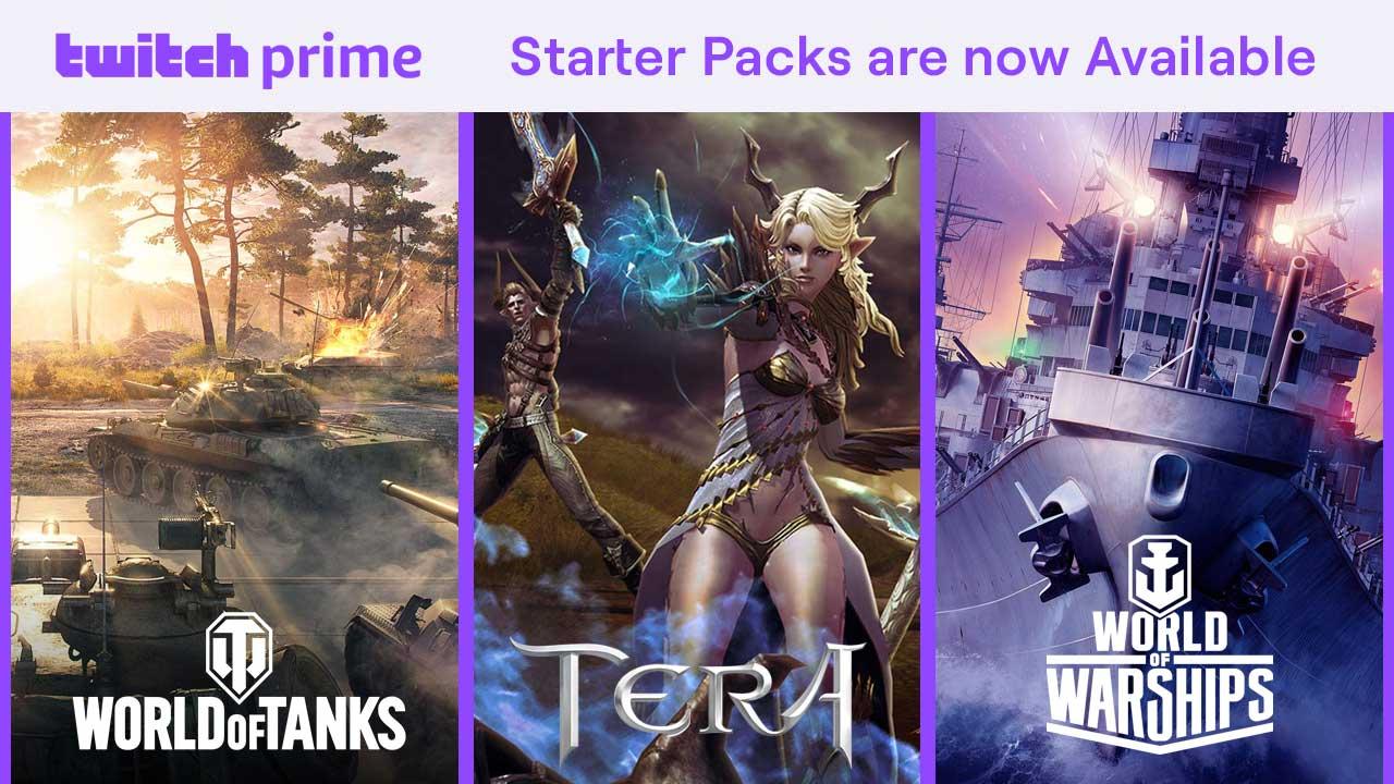 Starter Packs