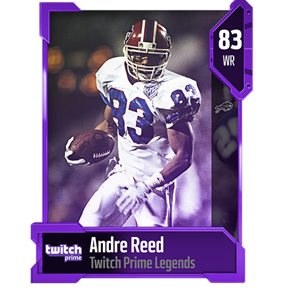7dea0755a ... Jersey - NFL Nike Buffalo Bills 23 Elite Salute to Service Twitch Prime  Legend- Andre Reed - MUT Discussion - Madden - Madden NFL 18 Forums As a ...
