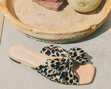 Step into Summer sandals