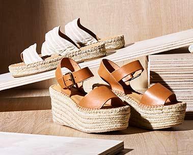 Step into summer espadrilles