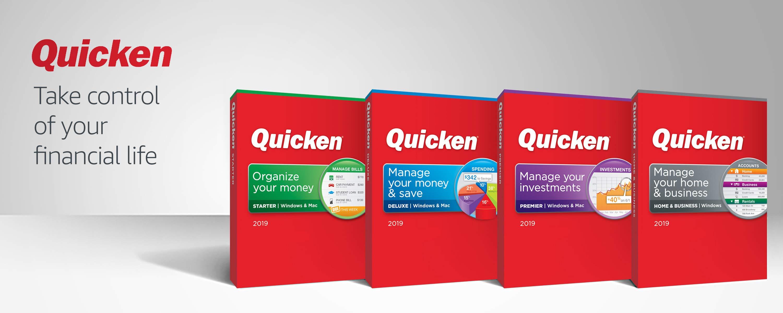 Quicken Financial
