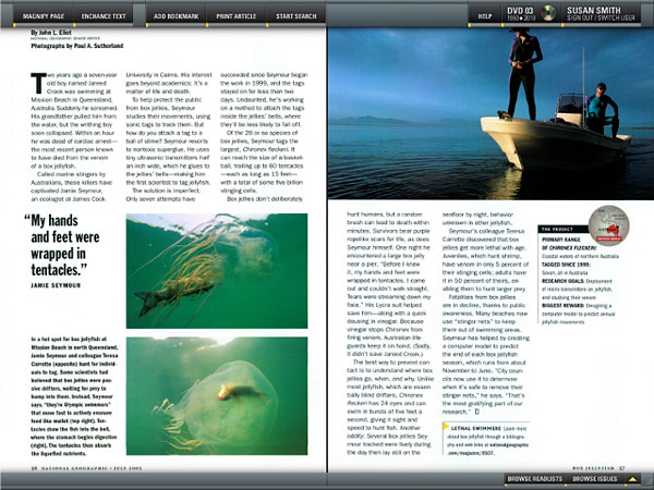 Complete National Geographic Every Issue Since …