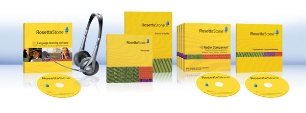 what is the price of Rosetta Stone - Learn Swedish (Level 1, 2 & 3 Set) for students software?
