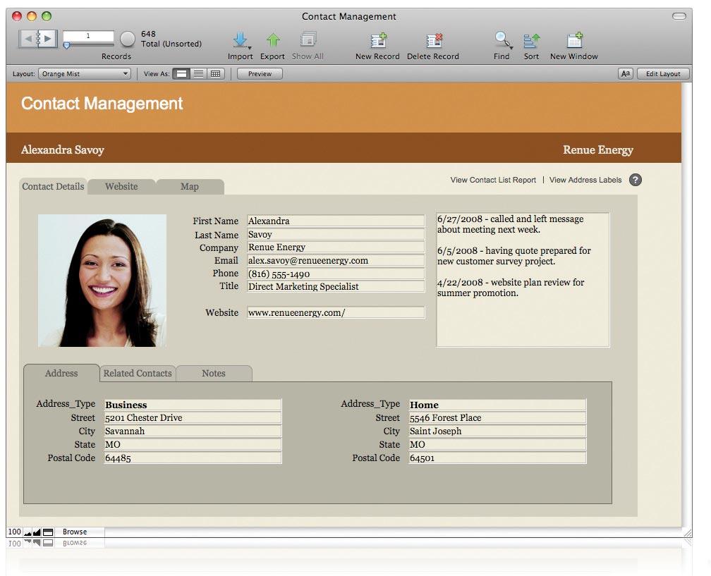 Amazon.com: FileMaker Pro 10 [Old Version]