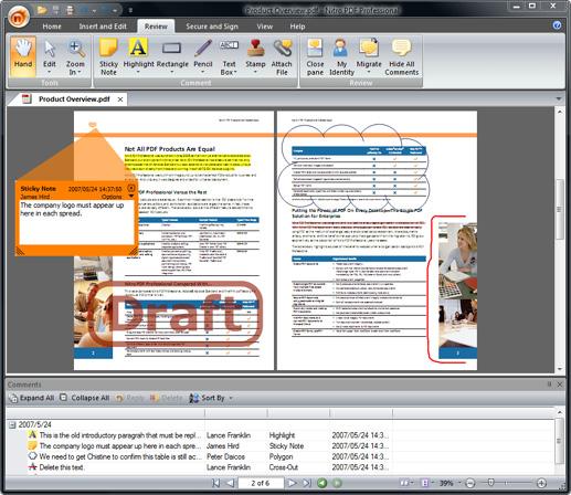 Nitro pdf professional aplikasi