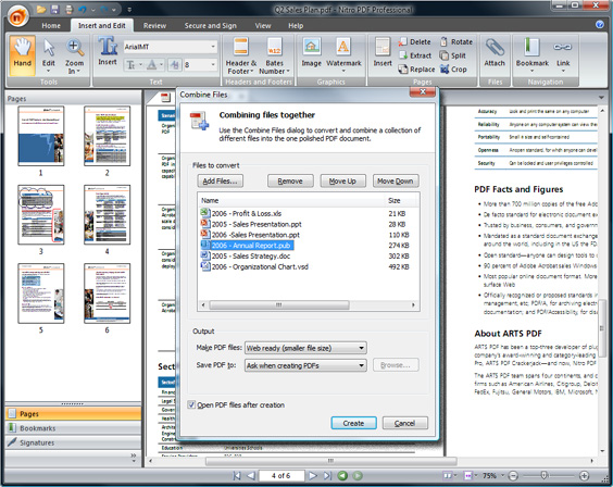 Nitro Pro Now Supporting PDF Conversion to .docx