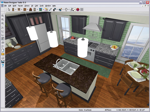 Design The Kitchen Of Your Dreams  Move Walls, Create New Cabinets, Add  Appliances  Design Your Perfect Workspace!