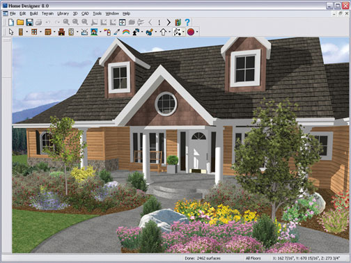 Better Homes And Gardens Home Designer 8 0 Old Version Software