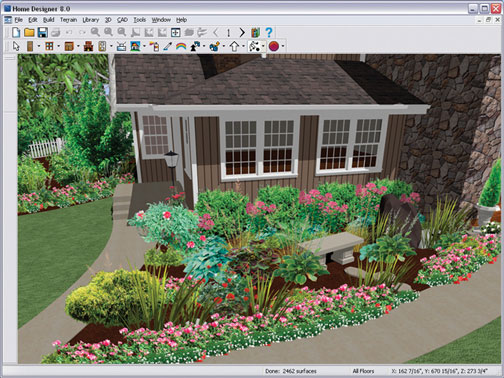 Amazon.com: Better Homes and Gardens Home Designer 8.0 [OLD VERSION ...