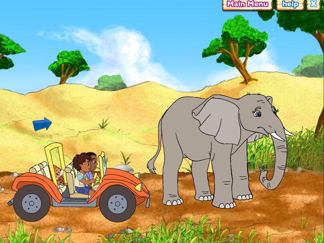 Go 2-Game Set with Great Dinosaur & Safari Rescue - Standard Edition