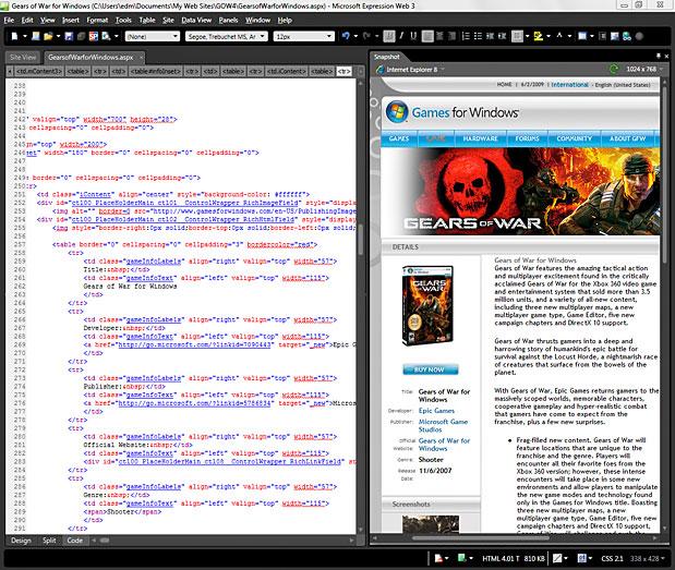 Amazon Com Microsoft Expression Web 3 0 Old Version