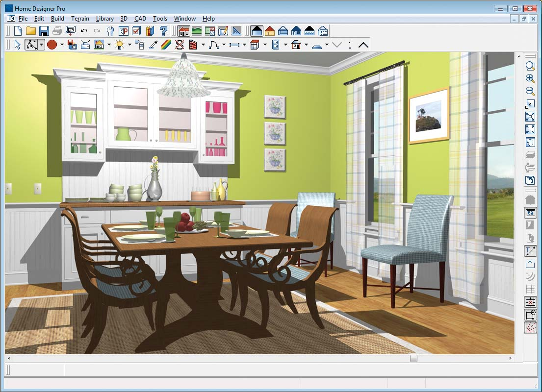 Kitchen Design Software From HGTV Software